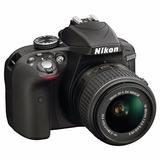 Cámara Nikon D3300 24.2mp18-55 Mm Y Adaptador Wifi