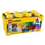 Caja Lego Clásico Ladrillo 484 Fichas Original Usa.