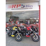 Bajaj Rouser Ns200 Rps Bikes Saladillo Mejor Contado Imbatib