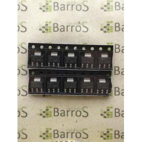 10 Peças Ci Ams1117 1.8v Regulador De Tensão Smd Sot 223