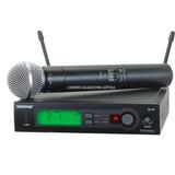 Microfono Shure Inalambrico Slx4/slx2/ - Sm58