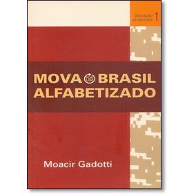 Mova, Por Um Brasil Alfabetizado - Vol.1 - Série Educação