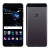 Huawei P10 32gb Ram 4gb Libre De Fabrica Sellado - Negro