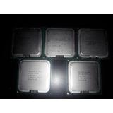 Procesadores Intel Core 2 Duo Y Core 2 Cuad Socket 775