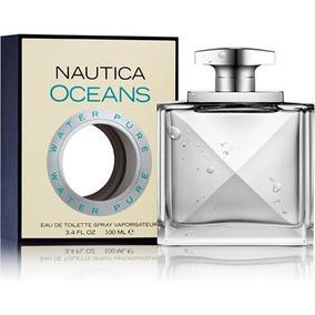 Perfume Original Nautica Oceans 3.4 Oz Men