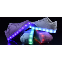 Zapatillas Con Luces Led!! 47 Street Originales Ver Video