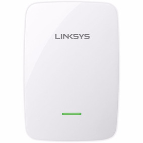 Extensor Repetidor De Señal Dual Band Linksys Re4100 W N600
