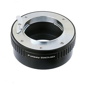 Fotasy Exakta/auto Topcon Lens To Sony E-mount Nex Camera Ne