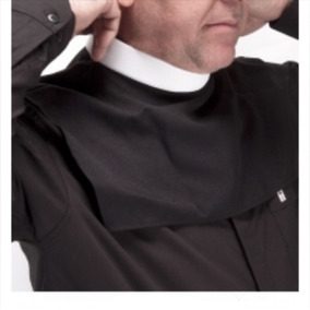 Gola De Padre Pastor Festa Fantasia Cosplay