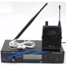 02 Sistema De Retorno Sem Fio In Ear Sennheiser Ew300 G2