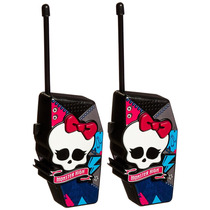Monster High 78048 Monster High Moldeado Walkie Talkies