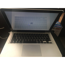 Macbook Pro 7,1 Intel Core Duo 2 Procesador 2.4 Ghz 4gb