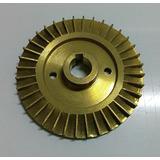 Impele (impulsor) De Bronce P/bomba De Agua 3/4hp Ms-0012