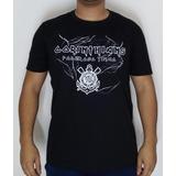 Camiseta Corinthians Iron Maiden