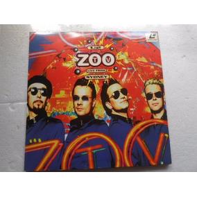 U2 Zoo Th Live From Sydney Laser Disc Duplo Em Oferta