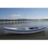 Canoa Canadense De Fibra De Vidro - 0 Km Fabricação Própria