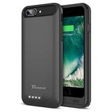 Iphone 7 Plus Caja De Batería, Trianium Atómica Pro