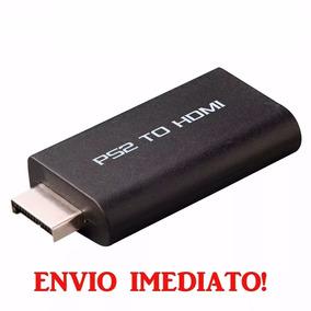 Adaptador Conversor Ps2 P/ Hdmi (ps2 To Hdmi)