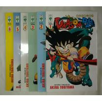Revista Unitaria Dragon Ball.