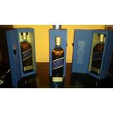 Whisky Johnnie Walkee Etiqueta Azul