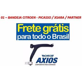 Bandeja Balança Dianteira Citroen Xsara Picasso Partner Axio