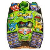 Grossery Gang Season 4 Bug Strike Pack 16pcs Exclusivos Glow
