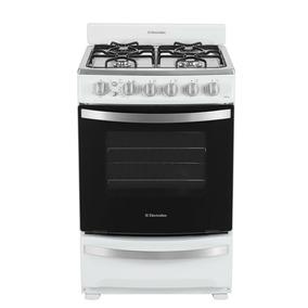 Cocina Multigas Electrolux Ewmr856 Blanca