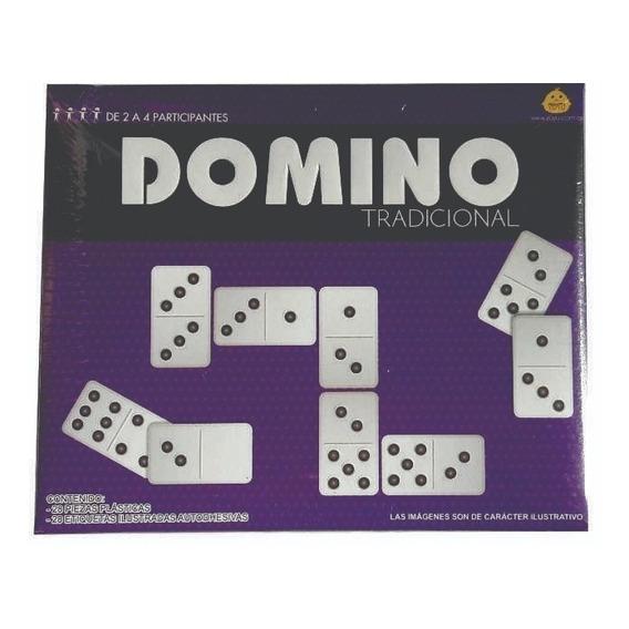 Domino Tradicional Juego De Mesa