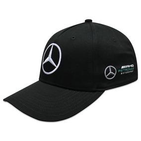 Gorra F1 Mercedes Benz Amg Petronas Team Negro