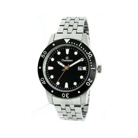 6c0a0931ec4 Relógio Champion Masculino Aço Prata. Ca30258j - Relógio Masculino ...