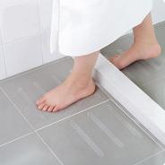 Fita Antiderrapante 3mx48mm Transp Box Banheiro Áreas Úmidas
