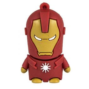 Pendrive 16gb Universo Usb Iron Man
