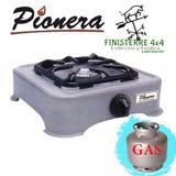 Cocina A Gas Portatil 1 Una Hornilla Marca Pionera