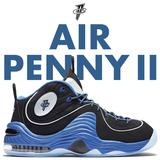 Tenis Nike Retro Air Penny Hardawey 2 6.5mx Jordan Pippen S7