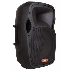 Caixa De Som Acústica Ativa Ll Audio Edge 12s 250w