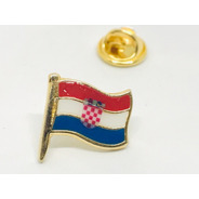 Pin Bandera Croacia
