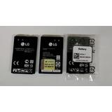 Bateria Celular Lg C375 Lgip-531a 100% Original