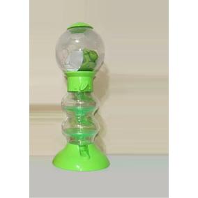 02 Baleiro Cofre Candy Machine Turbo 32cm Lembrancinha Verde