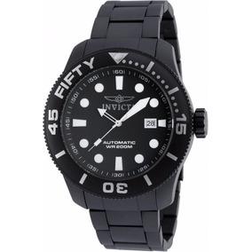 Relógio Invicta Todo Em Titanium Preto Reff 20516