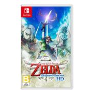 The Legend Of Zelda Skyward Sword Hd - Nsw Nuevo Y Sellado