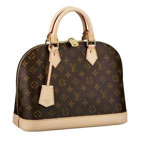 Bolsa Louis Vuitton Alma Original Vem Por Encomenda Exterior