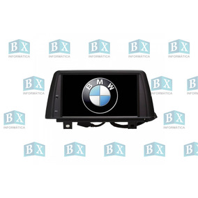 Central Multimídia Bmw Série 1 116i 2013 Gps Tv Nfe Dvd F20