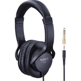 Headphone Fone Roland Rh5 Over Ear | Nfe | Original