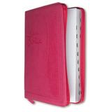 Biblia Rosa Letra Gigante Cierre Índice Reina Valera 1960