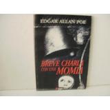 Breve Charla Con Una Momia - Edgar Allan Poe