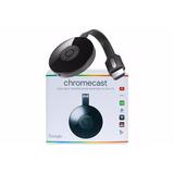 Google Chromecast 2 - Lacrado - Pronta Entrega
