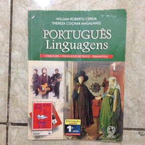 Livro Português Linguagens William R. Cereja Thereza Cochar