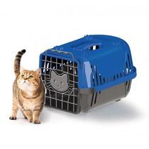 Caixa De Transporte N1 Cães Gatos Cachorro Passeio Viagem