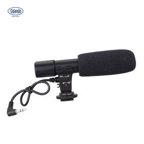 Microfono Sidande Ic-01 Dslr Profesional Camara Canon Nikon