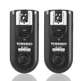 Yongnuo Rf-603c3-int Wireless Remote Flash Trigger For Canon